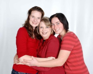 Mom-&-Daughters