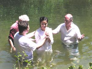 Baptismal-in-river