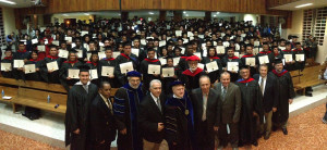 Graduation of Global University students in Cuba
