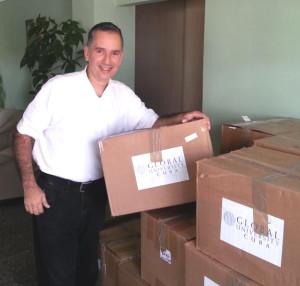 GU Kindles arriving in Cuba
