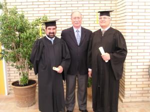MA graduates Spain