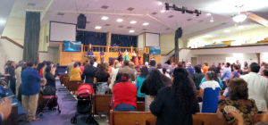 Concilio del Texas Gulf Hispanic District Templo Ebenezer, Weslaco