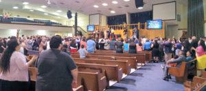 Texas Gulf District Council Templo Ebenezer rt